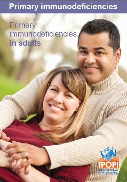 Primary immune deficiencies adults
